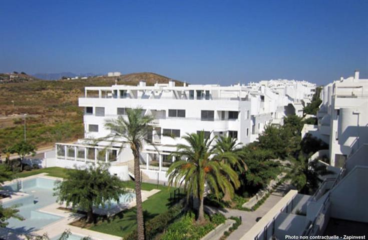 Appartement à Cabopino/Malaga, Costa del Sol