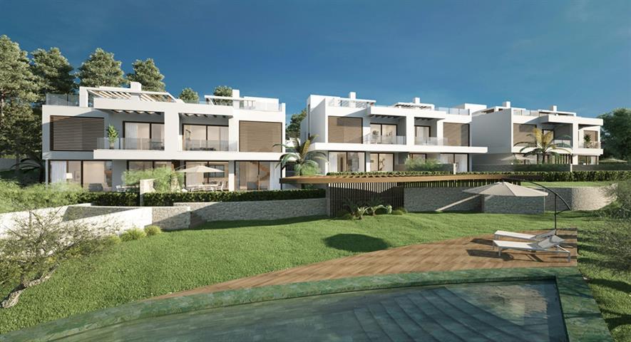 Villa à Cabopino/Malaga, Costa Del Sol