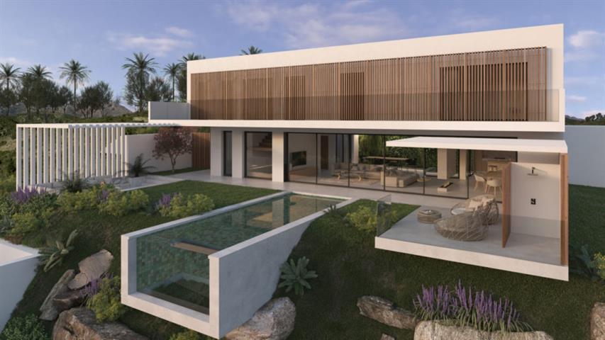 Villa à Casares/Malaga, Costa Del Sol