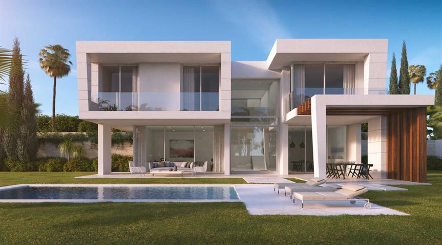 Villa à Santa Clara/Malaga, Costa Del Sol