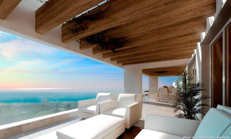 Appartement à Marbella, Malaga, Costa del Sol