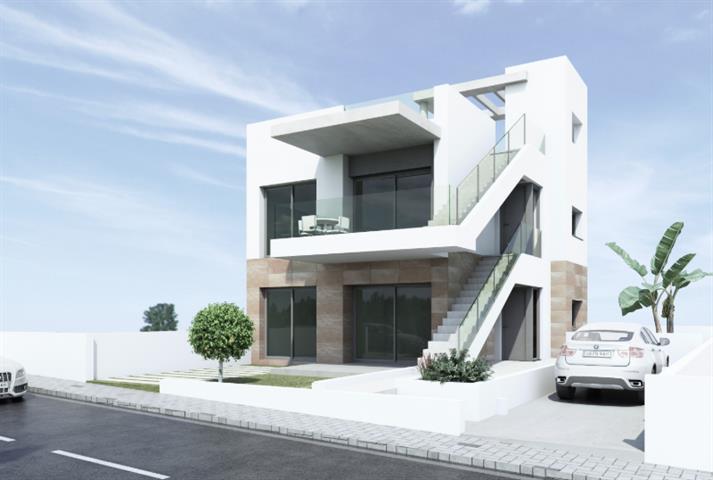 Appartement in San Miguel de Salinas, Costa Blanca Zuid