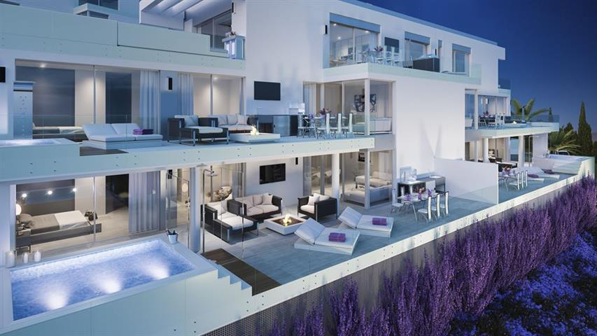 Appartement in Mijas/Costa del Sol, Malaga