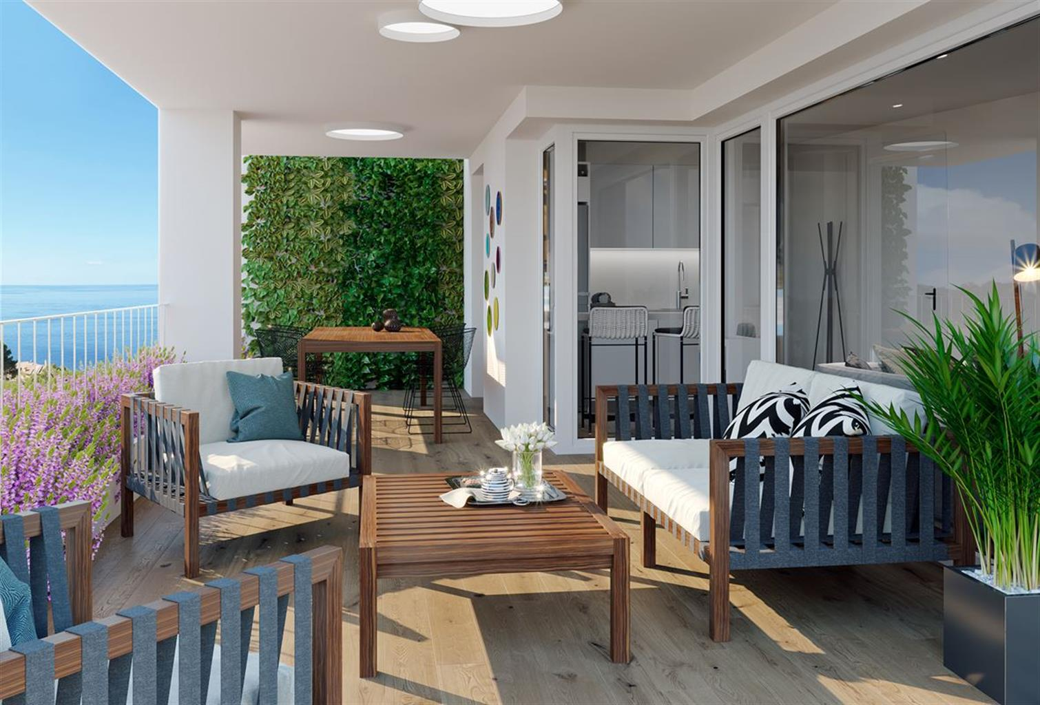 Appartement in Villajoyosa