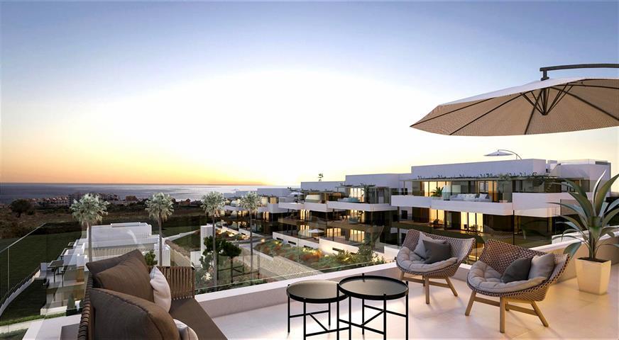Appartementen in Estepona/Malaga, Costa del Sol