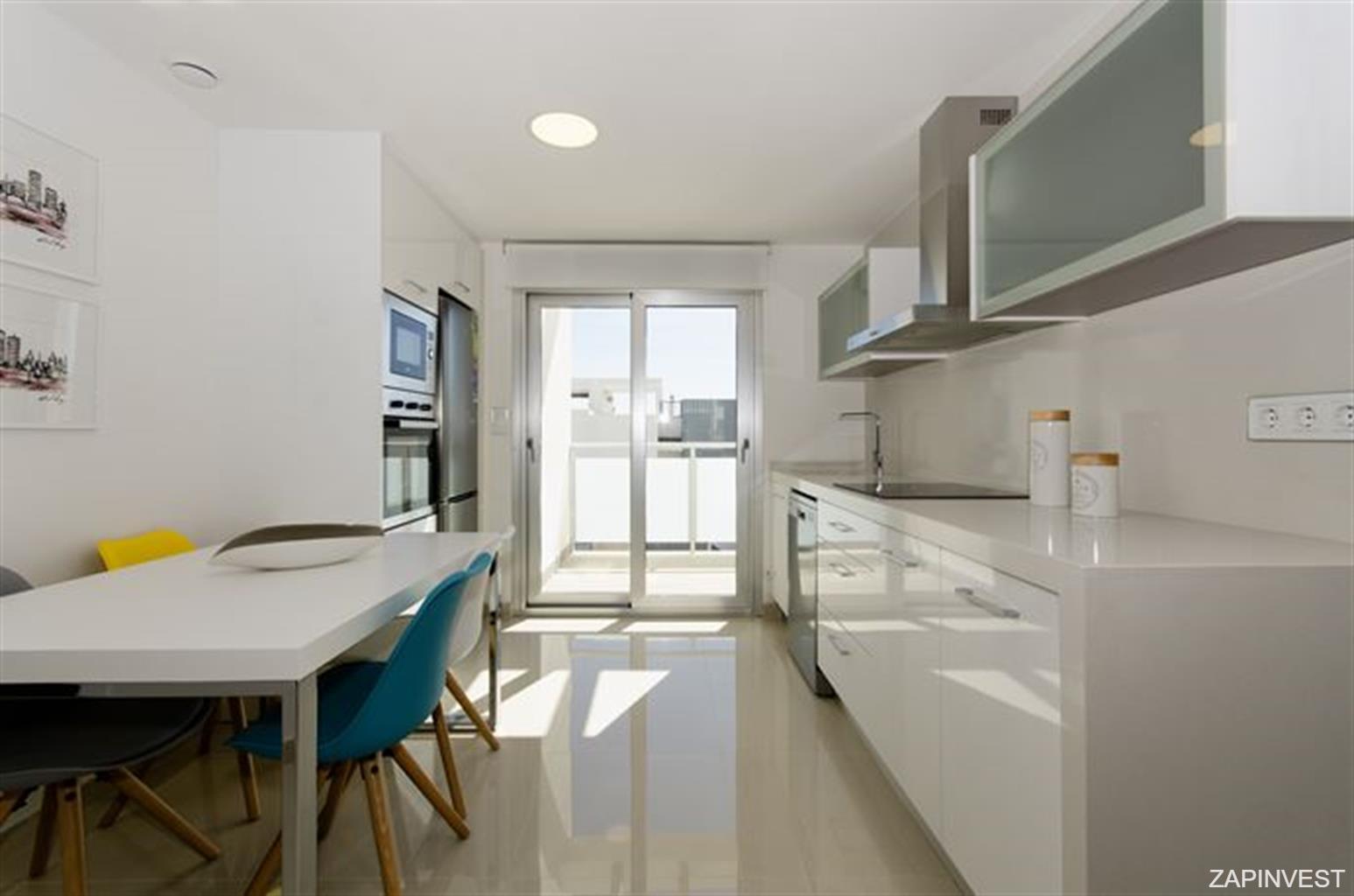 2 slaapkamer appartement in Los Balcones