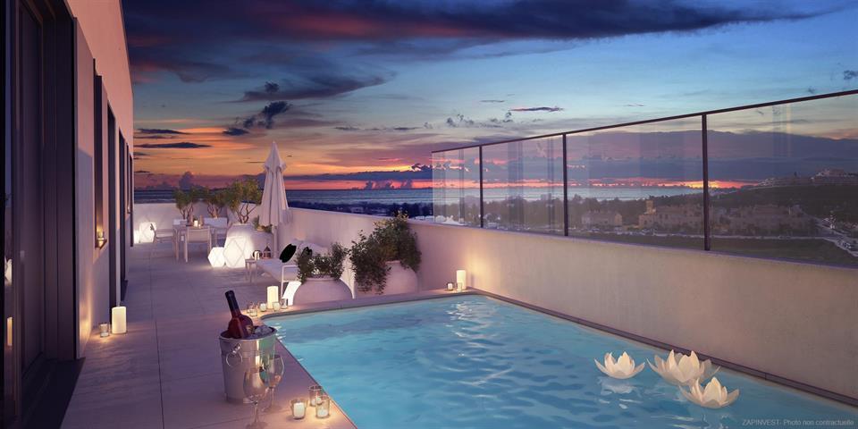 Appartement in Mijas/Malaga, Costa del Sol