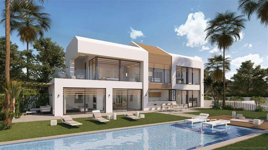 Villa in Estepona/Malaga, Costa del Sol