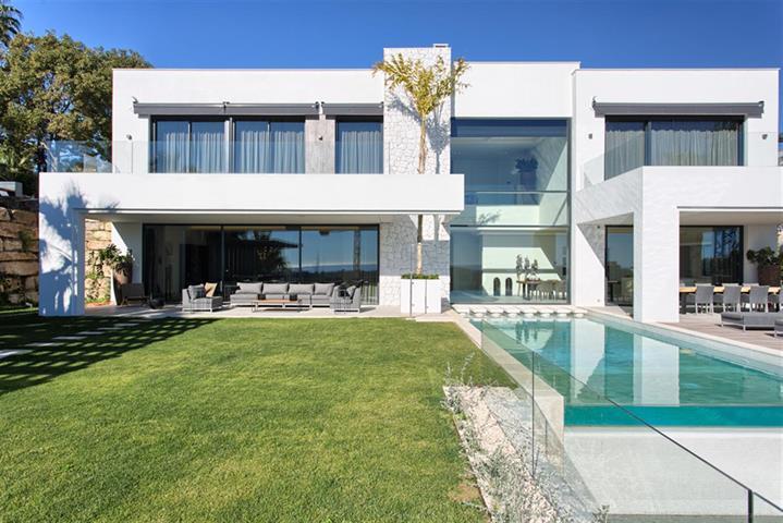 Villa in Benahavis/Malaga, Costa del Sol